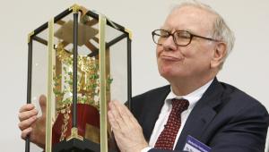 NeoFeed: Apple, Visa e Amazon: as apostas de Warren Buffett