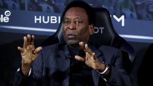 Pelé admite surpresa com momento do Flamengo: 'Coisa maravilhosa'