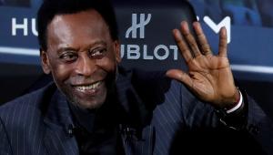 Pelé diz que o Flamengo está representando o futebol brasileiro no mundo