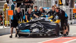 Fórmula 1 tem paralisação prorrogada por mais duas semanas