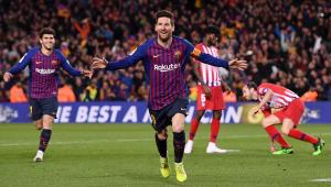 Depois de ganhar Bola de Ouro, Messi é eleito o melhor de novembro no Espanhol