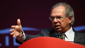 Guedes: Brasil está 'bem atrasado' nas possibilidades de comércio com a Índia