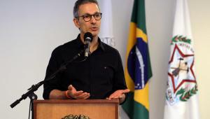 Zema: Governo federal é quem pode tomar medidas para amenizar impacto do coronavírus
