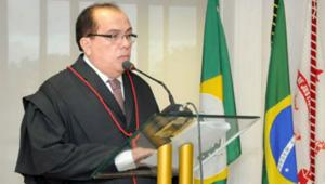 O desembargador do Ceará Carlos Rodrigues Feitosa
