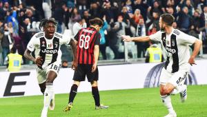Juventus e Milan decidem quem fica com vaga na final da Copa da Itália