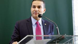 O presidente do PRB, deputado Marcos Pereira (SP)