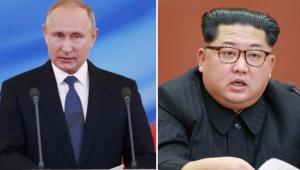 Sem falar em datas, o Kremilin confirmou nesta segunda-feira (15) que prepara uma cúpula entre o presidente russo, Vladimir Putin, e o líder norte-coreano, Kim Jong-un