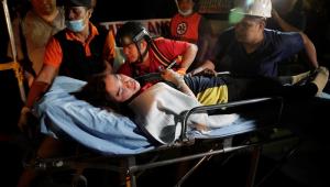 Terremoto de magnitude 6,1 na escala Richter atingiu o norte das Filipinas nesta segunda-feira (22)
