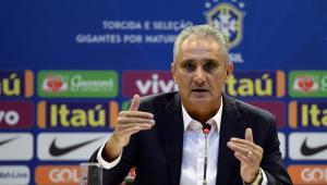 Tite confirma time e reclama do calendário do futebol brasileiro