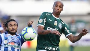 Palmeiras se aproxima de acerto com Alavés por empréstimo de Deyverson