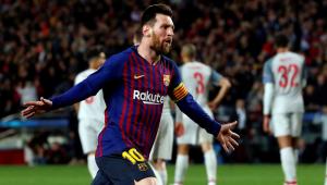 Messi ultrapassa Cristiano Ronaldo em gols por clubes