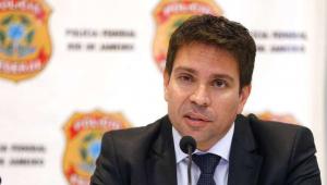 O novo direitor-geral da Agência Brasileira de Inteligência (Abin), Alexandre Ramagem Rodrigues