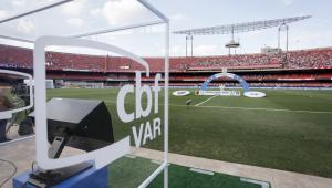 CBF quer implementar o VAR em divisões inferiores do Campeonato Brasileiro