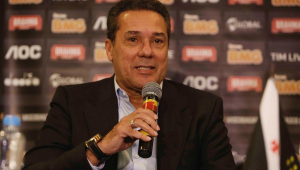 Vanderlei Luxemburgo não é mais o treinador do Vasco