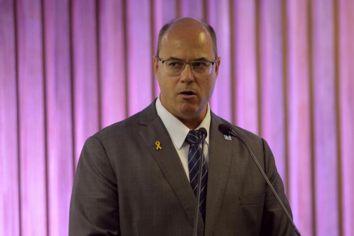 STJ afasta Wilson Witzel do governo do Rio de Janeiro
