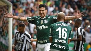 Palmeiras formaliza novo contrato do zagueiro Gustavo Gómez
