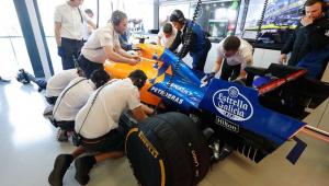 McLaren demite 1.200 funcionários em meio à pandemia de Covid-19