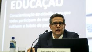 Atual presidente do BC, Roberto Campo Neto pode ser nomeado para mais um período de quatro anos à frente da instituição