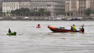Pelo menos sete pessoas morreram nesta quarta-feira (29) no naufrágio de um barco de turismo no Rio Danúbio, na altura de Budapeste, na Hungria