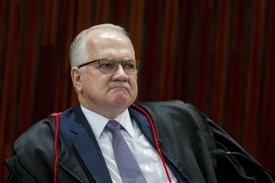 O ministro do STF, Edson Fachin