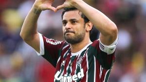 Fred e Fluminense negociam, e volta do atacante ao Rio pode estar próxima