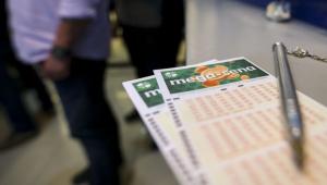 Mega-Sena: Veja os números do concurso 2.350, que sorteia R$ 22 milhões
