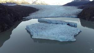 Calota polar no Ártico atinge segundo menor nível em mais de 40 anos, diz universidade