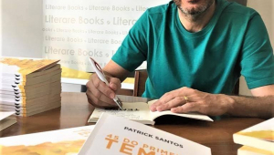 Patrick Santos: Ver a agenda em branco é a oitava maravilha do mundo