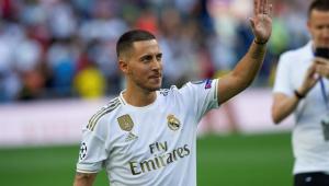 Gordinho? Hazard admite ter chegado sobrepeso no Real Madrid: 'Estava com 80kg'