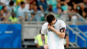 Messi lamenta adiamento da Copa América e fala sobre volta do futebol durante pandemia