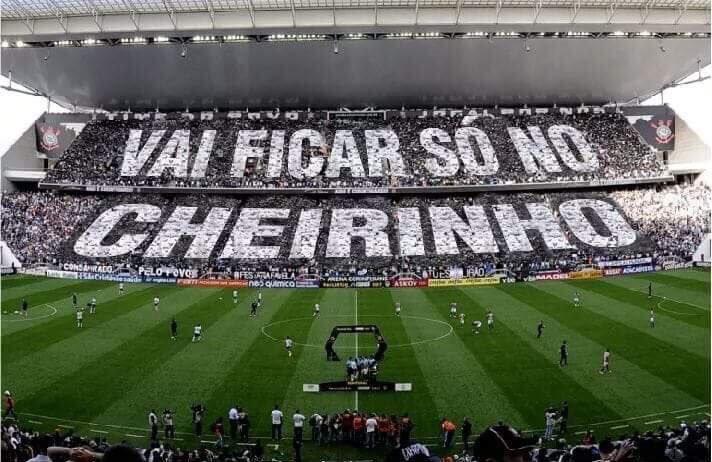 Eliminação Do Corinthians Na Copa Do Brasil Faz A Festa Dos
