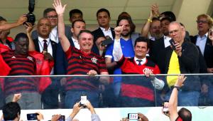 Bolsonaro desiste de ir a Lima para ver Fla x River pela final da Libertadores