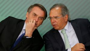 Bolsonaro anuncia reajuste do salário mínimo de R$ 1.039 para R$ 1.045