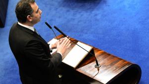 Rodrigo Pacheco, relator do projeto que criminaliza abuso de autoridade