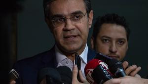 O vice-governador de São Paulo, Rodrigo Garcia