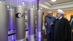 Irã admite que quebrou termo do Acordo Nuclear; EUA responde