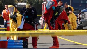 Facebook esvazia quatro prédios após suspeita de gás sarín