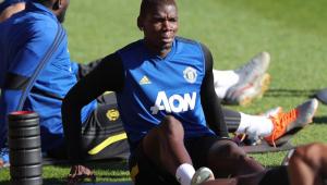 Treinador do Manchester United garante Pogba e Rashford recuperados no retorno do Inglês