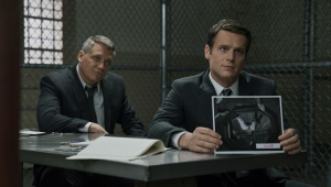 Próxima temporada de 'Mindhunter' só sairá após novo filme de David Lynch