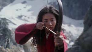 Disney confirma que 'Mulan' terá estreia nos cinemas na China
