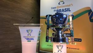 CBF define mandos de SPFC x Grêmio e Palmeiras x América-MG na Copa do Brasil