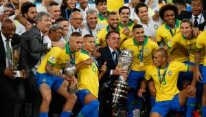 Conmebol sorteia grupos da Copa América 2020; Brasil estreia contra a Venezuela