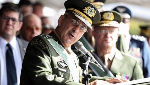 Ministro Ramos é transferido para reserva remunerada do Exército