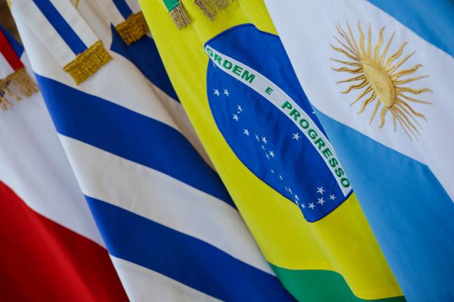 Mercosul Bandeiras