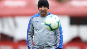 TV argentina crava permanência de Sampaoli no futebol brasileiro, mas não informa o clube