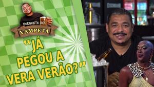 """O """"Pergunte ao Vampeta"""" é o novo programa semanal do canal """"Jovem Pan Sports"""" no Youtube"""