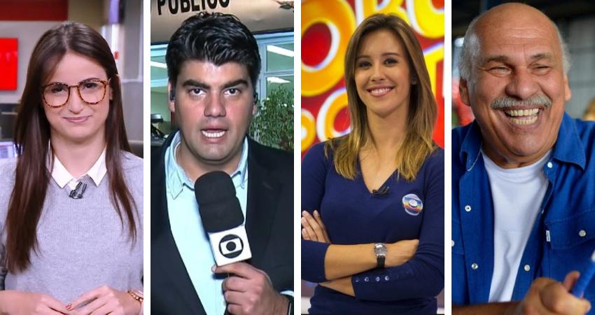Mari Palma é A Décima Jornalista A Sair Da Globo Em 2019