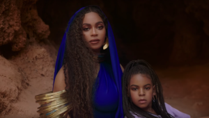Blue Ivy, filha de Beyoncé, ganha prêmio por composição musical