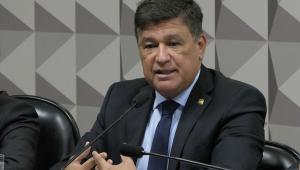 O relator da CPI de Brumadinho, no Senado, Carlos Viana (PSD-MG)