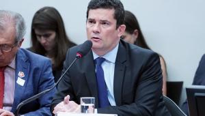 Sergio Moro na CCJ